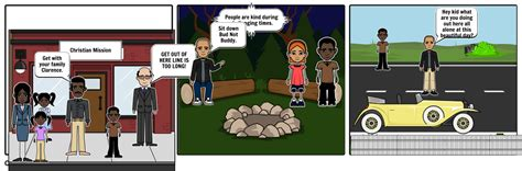 themes of the book bud not buddy bud not buddy theme storyboard by christiandennis23