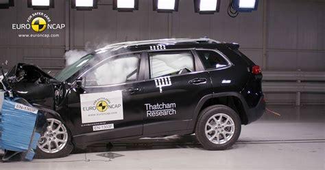 Jeep Grand Crash Test Jeep Cars News 2014 Scores 5 Ancap