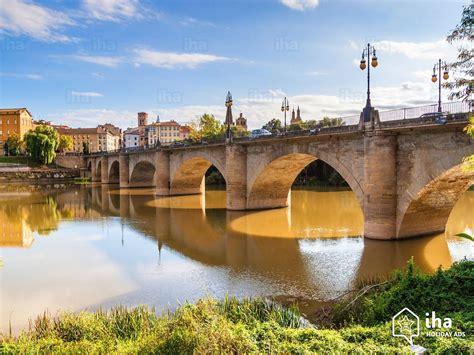 Location Logroño pour vos vacances avec IHA particulier