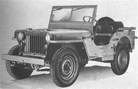 Jeep La La Jeep Willys Mb Et Ford Gpw Us Militaria