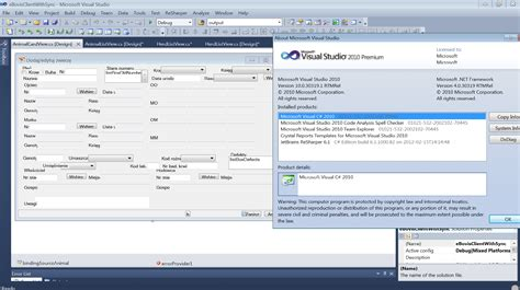 design winforms application design winform c visual studio 2010 lost position