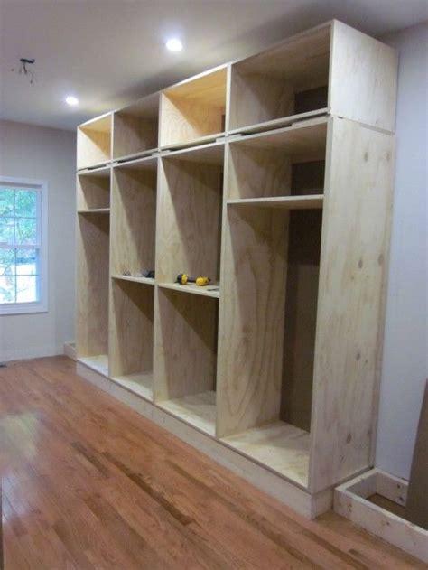 Einbauschrank Selbst Bauen garderobe selber bauen ideen und anleitungen f 252 r jeder