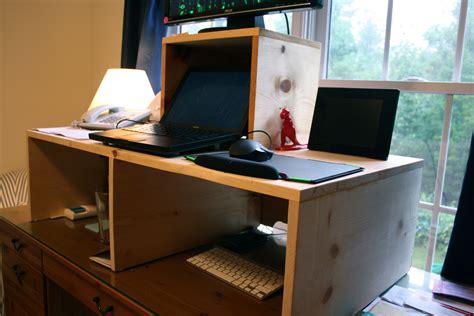 Ideas Standing Keyboard Tray Standing Desk Topper Standing Desk Topper