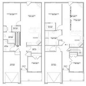 2 Level Floor Plans Floor Plan