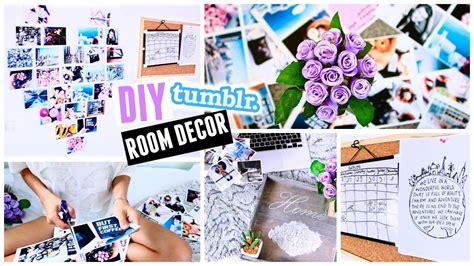 Back To School Diy Tumblr Inspired Room Decor With Tumblr Room Decor Diy Ideas