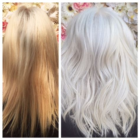 putting silver pravana over brown hair ready for a change ready for the challenge career