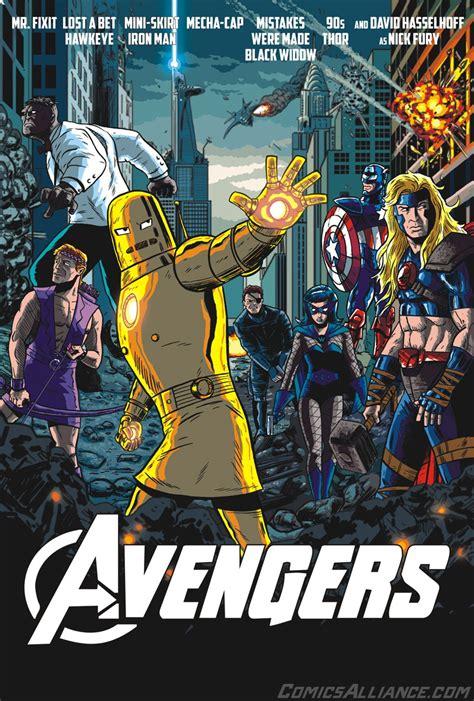 Avanger Besar lego characters costume foto gambar wallpaper 69
