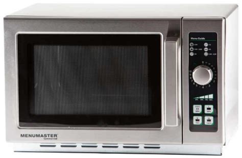 Microwave Menumaster menumaster rcs511dse commercial microwave oven