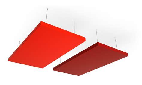 soffitto fonoassorbente pannello fonoassorbente a soffitto silente caruso acoustic