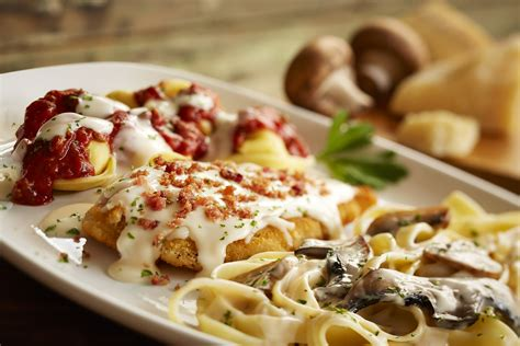 olive garden introduces   twists   classic