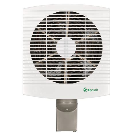 in wall fan heater xpelair whp30 whp30 wall mounted fan heater 3 0kw 89999aw