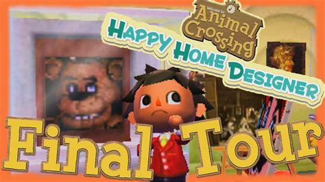 happy home designer town name abm animal crossing happy home designer finale freddy