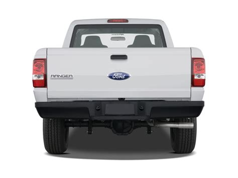 Shockbreaker Ford Ranger Rear image 2011 ford ranger 2wd 2 door supercab 126 quot xl rear exterior view size 1024 x 768 type