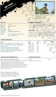Motocross Sponsorship Resume by Sponsorship From Template Search Results Calendar 2015