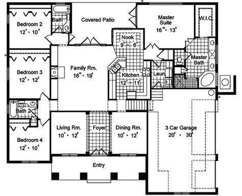 spanish ranch house plans spanish ranch house plans house design plans