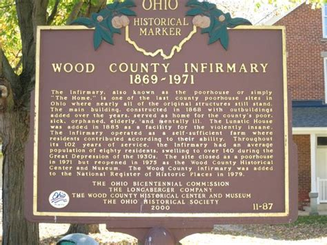 Wood County Ohio Property Records Getlstd Property Photo Picture Of Wood County Historical Center And Museum Bowling