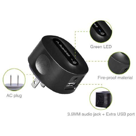 Avantree Tr305 Audio Cable 35mm Aux avantree ต วร บส ญญาณเส ยงด วยบล ท ธ 4 2 แบบเส ยบปล ก ร บส ญญาณจากสมาร ทโฟนได ม ช อง usb1a