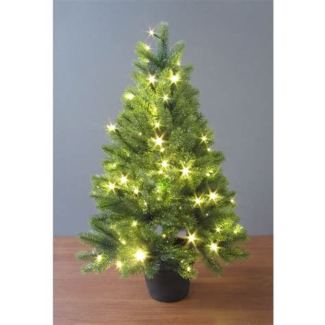 weihnachtsb ume im topf k 252 nstlicher tannenbaum im topf weihnachtsbaum kunsttanne 90 cm mit 100er led lichterkette