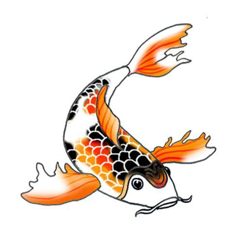Koi Fish Clipart koi fish clip cliparts co