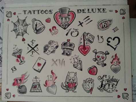 friday the 13th tattoo artists greg tattoos deluxe