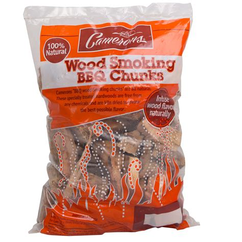 outdoor bbq chunks fist size 5 lb bag from camerons