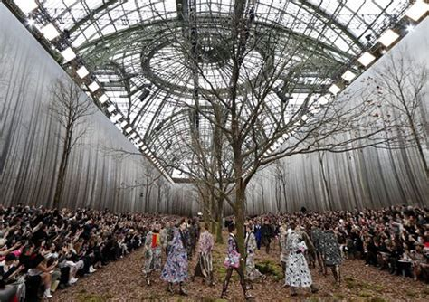 chanel attacked  felling trees global times
