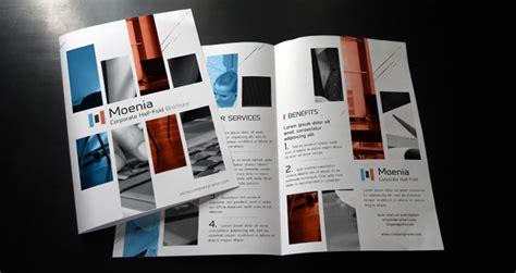 Corporate Brochure Templates by Moenia Bi Fold Brochure Template Brochure Templates