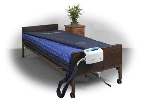 low air loss mattress systems