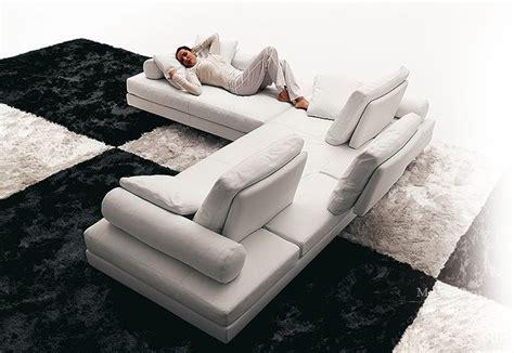 bosal divani диван секционный обитый кожей или тканью veliero bosal