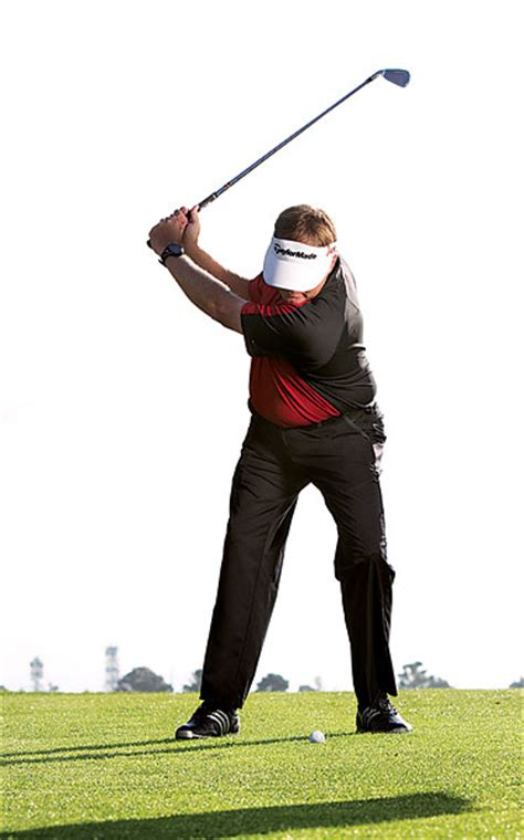 stack and tilt golf swing instruction stack tilt revisited golf tips magazine