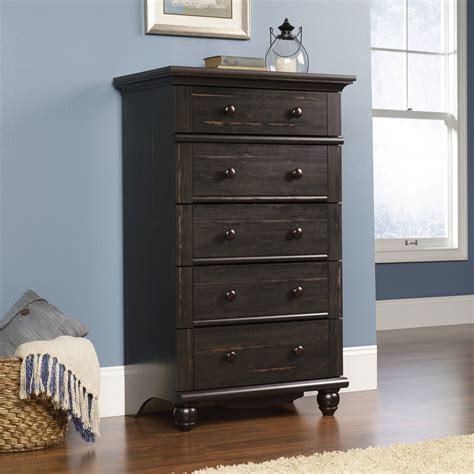 sauder harbor view bedroom set sauder harbor view armoire salt oak walmart com