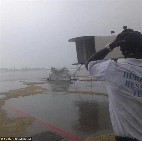 crash boat beach post hurricane princess juliana airport is destroyed by hurricane irma