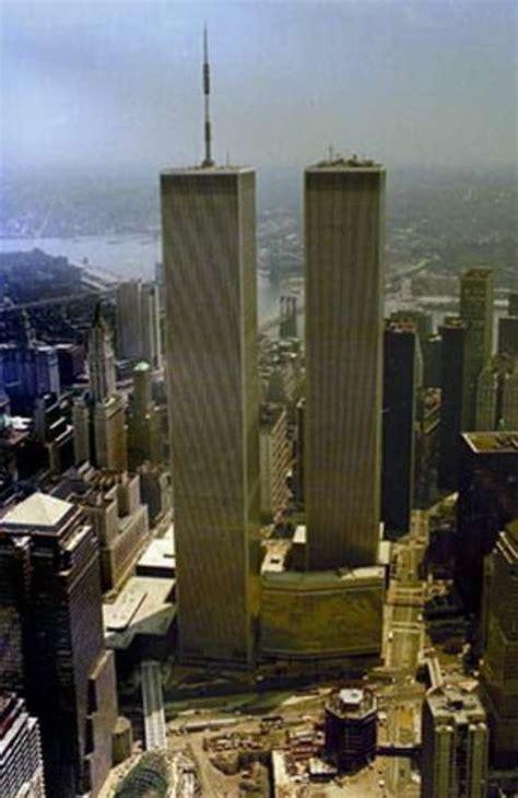 imagenes increibles de las torres gemelas fotos de las torres gemelas antes de los atentados