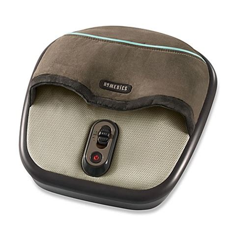bed bath beyond massager buy homedics 174 shiatsu air foot massager from bed bath