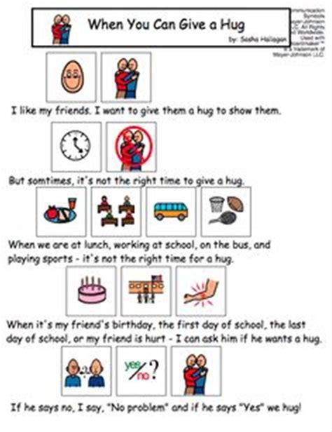 Social Stories Printable Social Stories