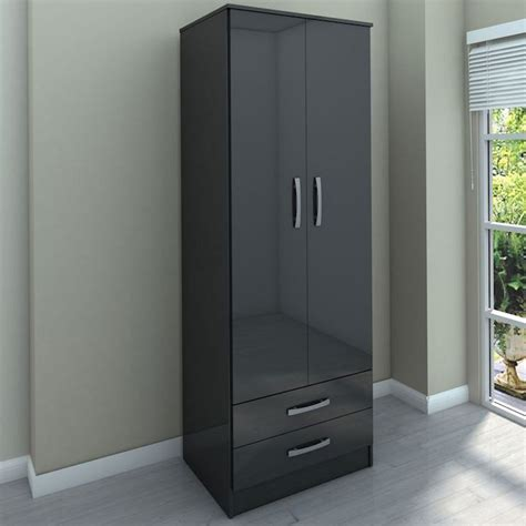 two door combi wardrobe ready 2 drop