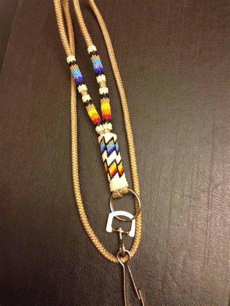 how to make a beaded lanyard beaded lanyard my beadwork