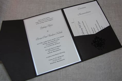 wedding invitation pocket folds uk blank pocket wedding invitations uk mini bridal