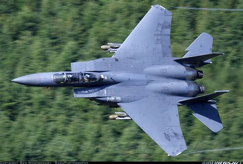boeing f 15e strike eagle usa air aviation photo 1914688 airliners net