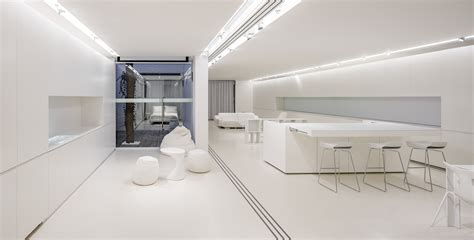 futuristic black and white apartment gallery of the apartment of the future r d laboratory