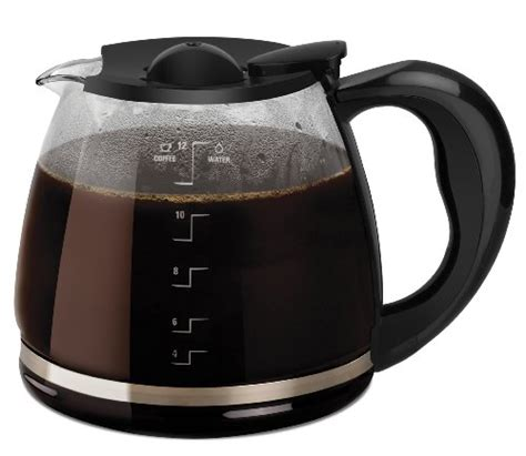 Black & Decker GC3000B 12 Cup Replacement Carafe, Black (Kitchen)