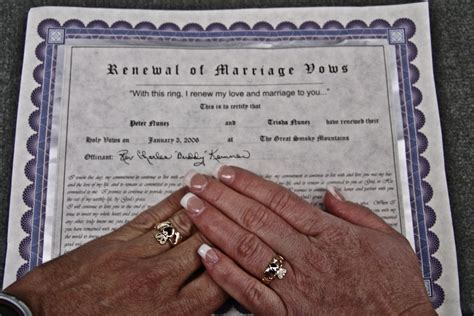 Wedding Vows Renewal by Jo S Ramblings Renewing Wedding Vows