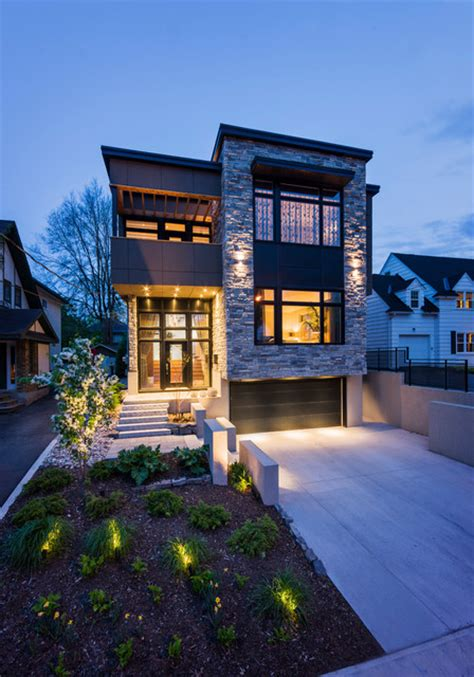 modern exterior geneva home design first interiors contemporary