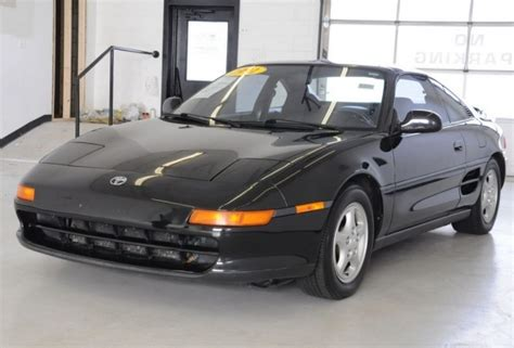 Toyota Mr2 Turbo For Sale 63k Mile 1991 Toyota Mr2 Turbo 5 Speed Bring A Trailer