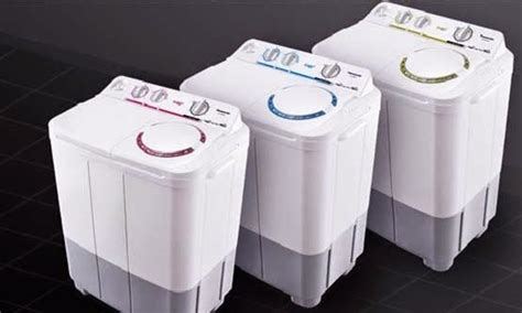 Terbaru Mesin Cuci Panasonic Alowa harga mesin cuci panasonic terbaru dan spesifikasi lengkap