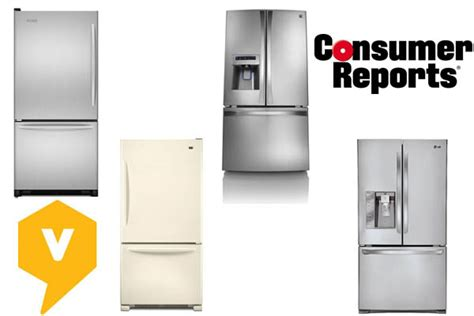 Best Door Refrigerator Consumer Reports by Top Refrigerators How Consumer Reports Matches Up To Real Reviews Viewpoints Articles