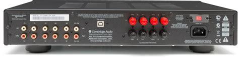 Cambridge Audio Azur 351a Amplifier Download Instruction