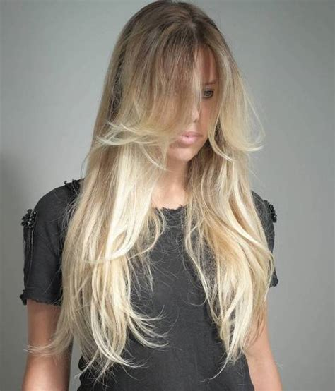 blonde long hair thin 40 long hairstyles and haircuts for fine hair with an
