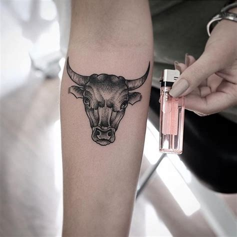 21 bull tattoo designs ideas design trends premium