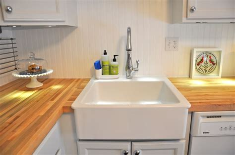 farmhouse kitchen sink ikea detailed for installing an ikea apron sink a small kitchen